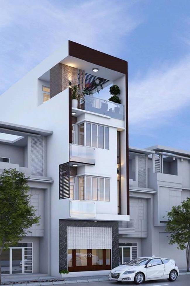 Thiết kế thi công nội thất nhà phố đẹp tại Đà Nẵng