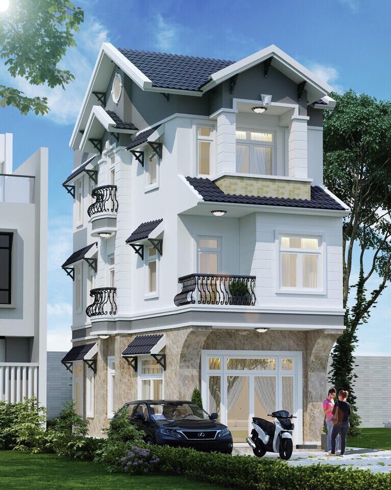 Nhà thầu xây dựng uy tín tại Đà Nẵng - Kiến trúc Á Âu