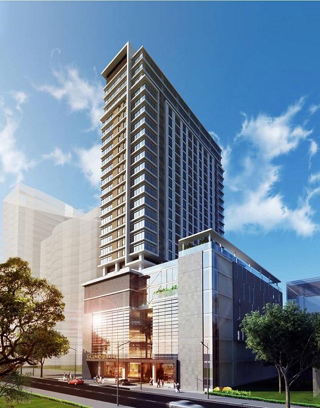 Tiêu chuẩn Thiết kế kiến trúc khách sạn - chung cư cao tầng của Á Âu