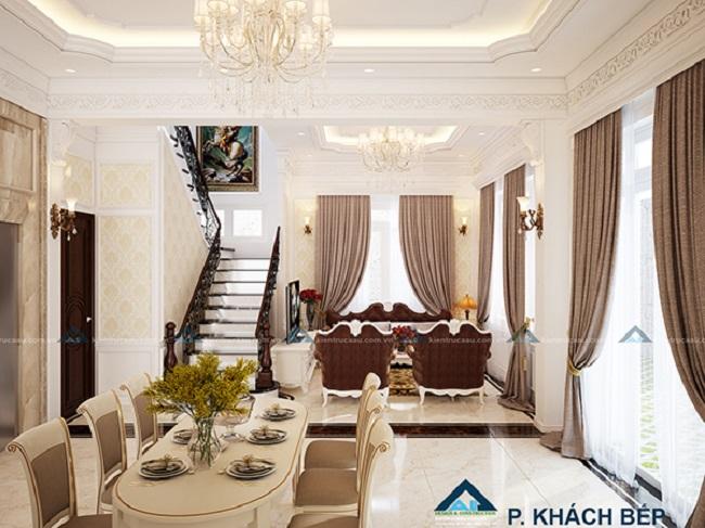Bạn có muốn sống trong một căn nhà được thiết kế nội thất như thế này?