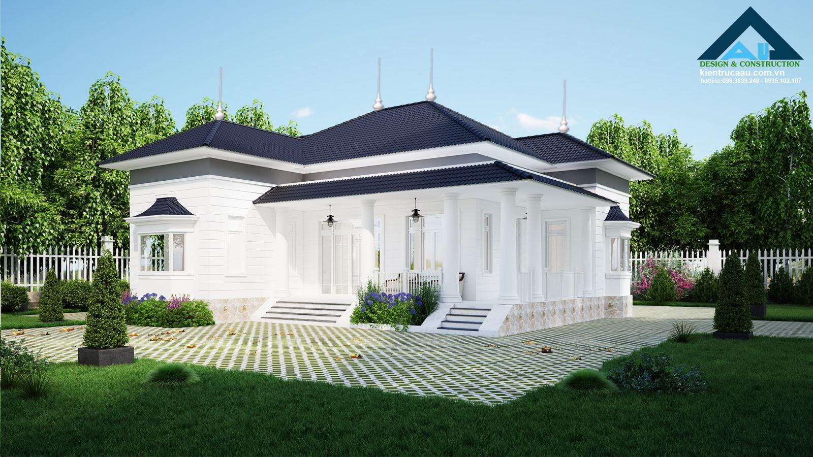 Thiết kế thi công biệt thự đẹp tại Đà Nẵng - Nên đến cơ sở nào?