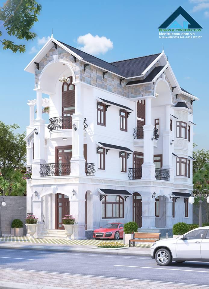 Đơn vị thiết kế biệt thự tại Đà Nẵng uy tín chuyên nghiệp