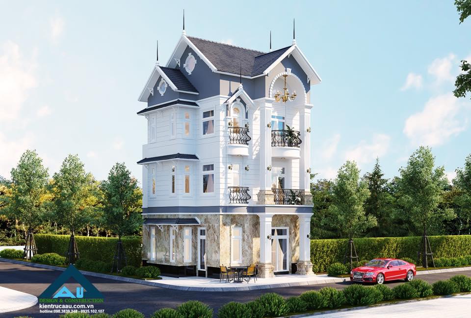 Biệt thự nhà Anh Việt - Huế