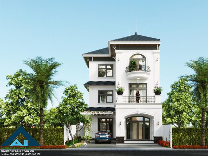 Biệt thự bán cổ điển tại Euro Villa 1 - Đà Nẵng