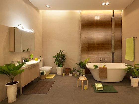 Thiết kế nhà tắm cần phải lưu ý những điều gì?