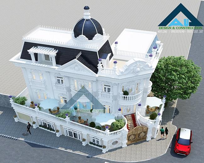 Công ty thiết kế kiến trúc tại Đà Nẵng chuyên nghiệp uy tín - Kiến trúc Á Âu