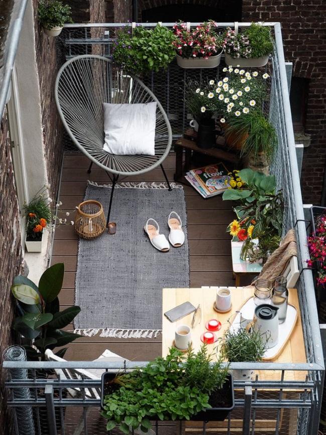 Ý tưởng về không gian xanh cho nhà bạn thêm sức sống