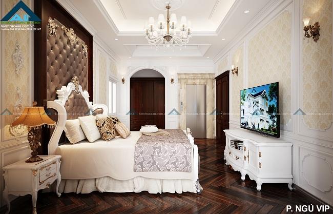 Thiết kế nội thất biệt thự tại Đà Nẵng