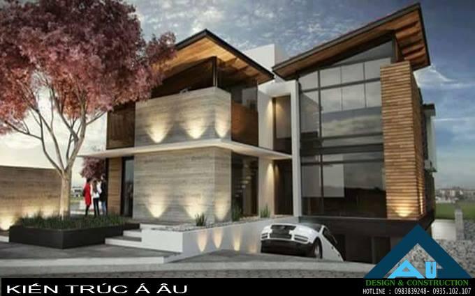 Thiết kế biệt thự phố theo phong cách nào phù hợp nhất