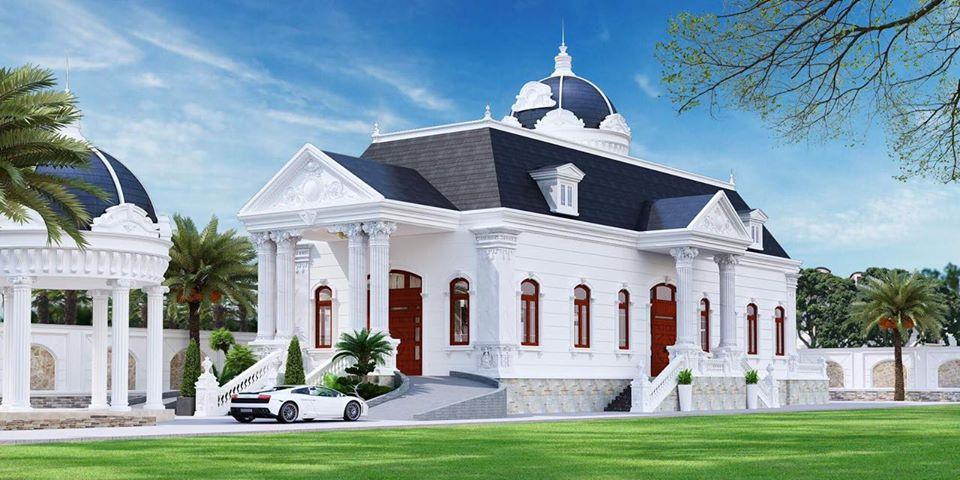 Những điều kiêng kị cần lưu ý khi chọn và thiết thiết kế biệt thự / Kiến trúc Á Âu