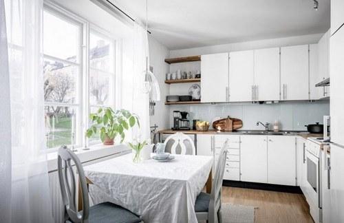 Ý tưởng thiết kế nhà bếp giúp tiết kiệm diện tích