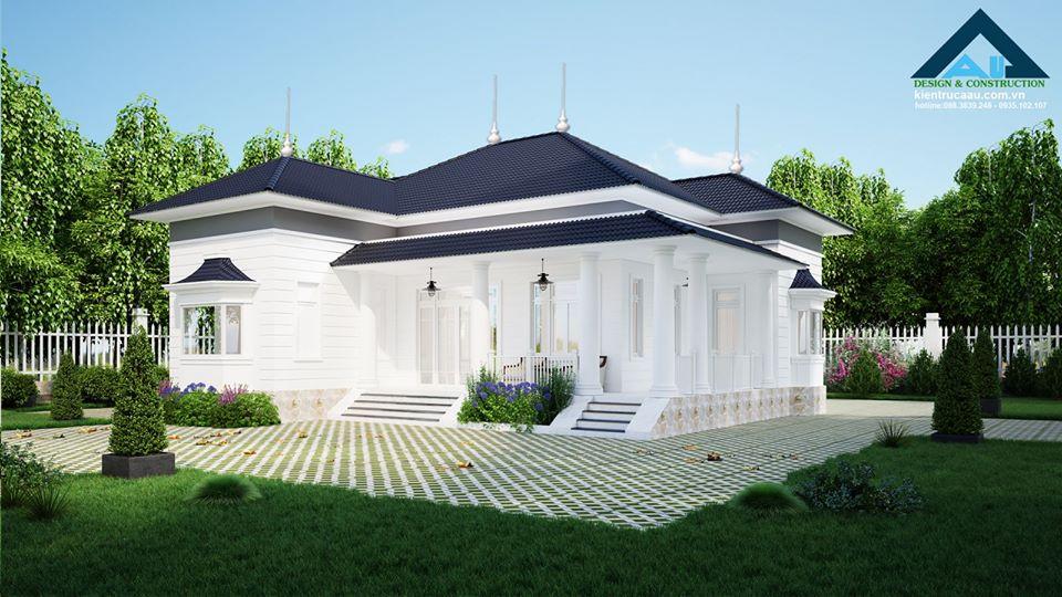 Biệt thự vườn là gì? Ưu điểm của loại hình kiến trúc này?
