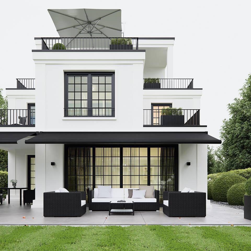 Thiết kế kiến trúc villa việt thự