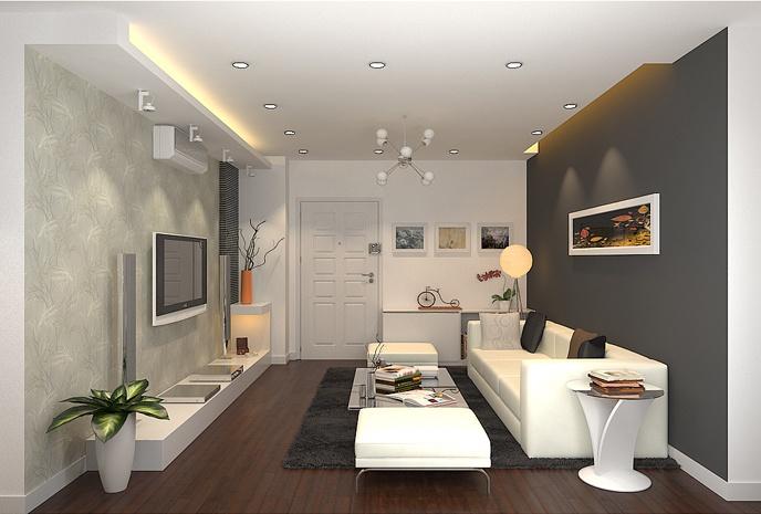 thiết kế nội thất căn hộ mini cho thuê tại Đà Nẵng