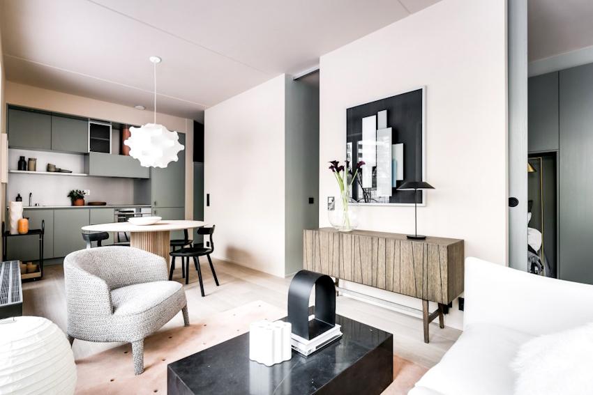 Thiết kế nội thất căn hộ mini cho thuê tại Đà Nẵng như thế nào mới phù hợp?