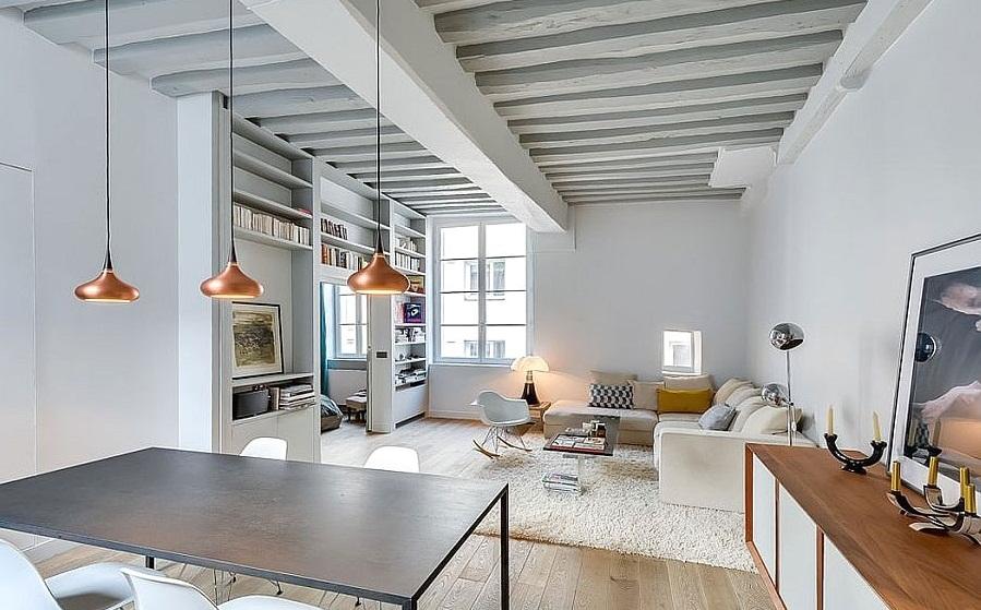 Thiết kế nội thất căn hộ mini cho thuê phong cách cổ điển cần lưu ý điều gì?