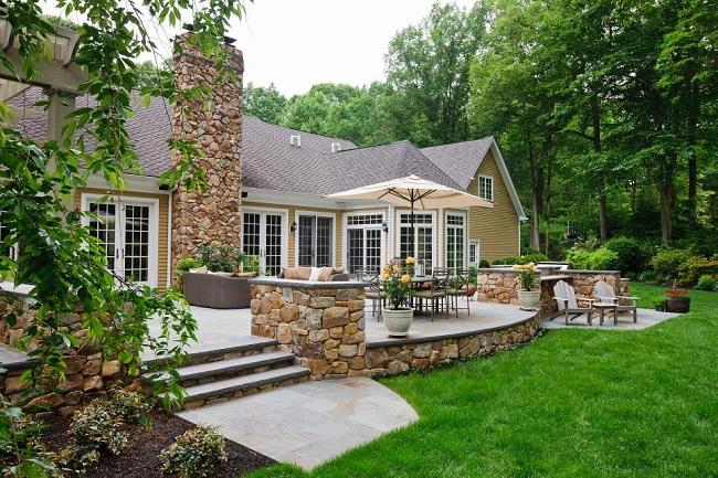 10 mẫu biệt thự nhà vườn đẹp hút hồn