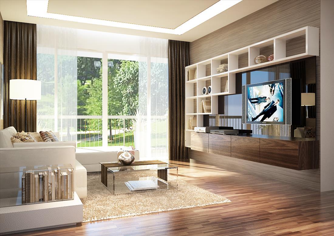 Cách bài trí nội thất cho phòng khách nhỏ
