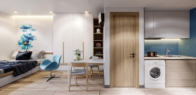 Lưu ý thiết kế căn hộ mini