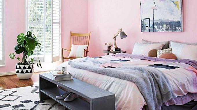 Phòng ngủ cho những cô nàng độc thân