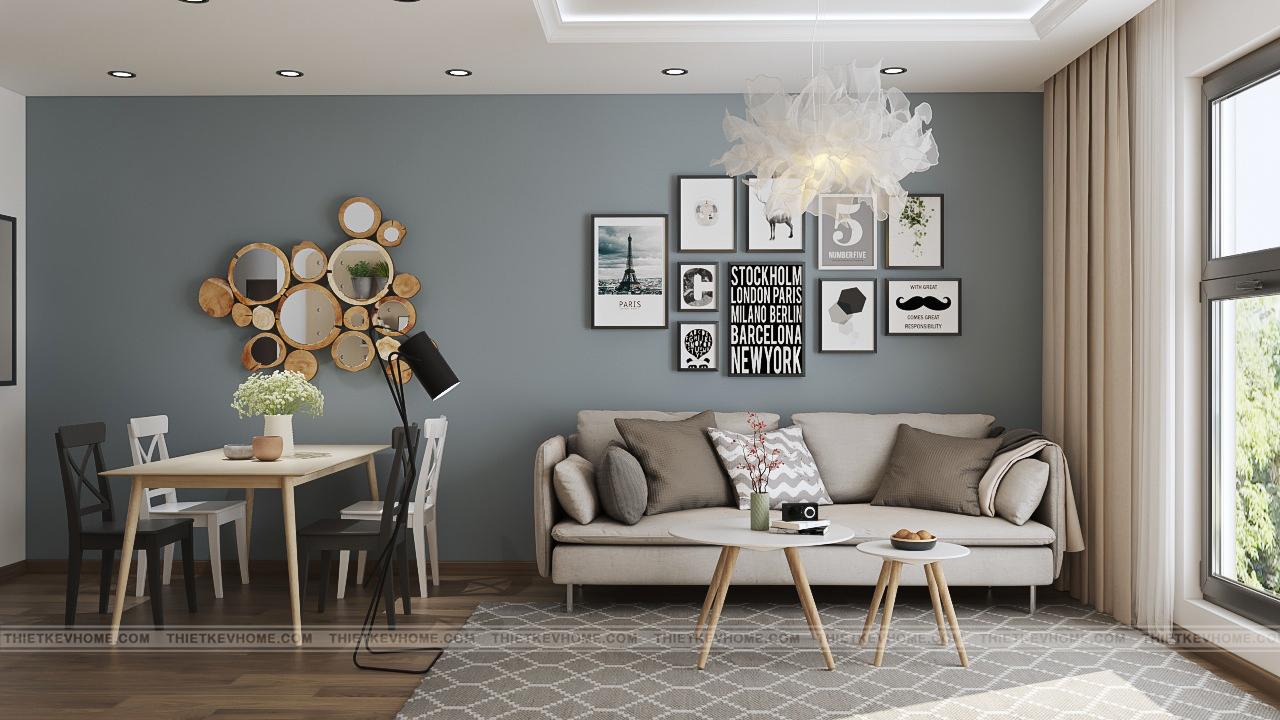 Thiết kế nội thất chung cư là gì ?