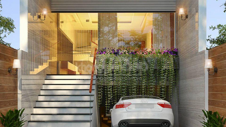 Một số lưu ý khi thiết kế hầm cho biệt thự? / Thiết kế biệt thự đẹp tại Đà Nẵng