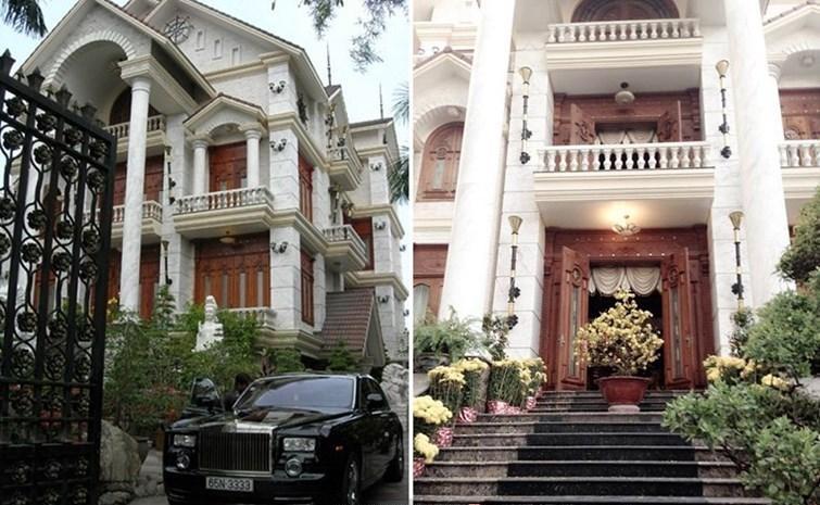 Những biệt thự đẹp ở Việt Nam