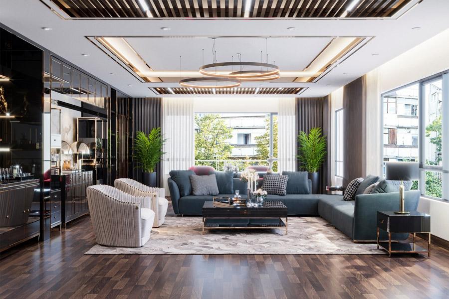 Những phong cách thiết kế nội thất homestay đẹp ấn tượng