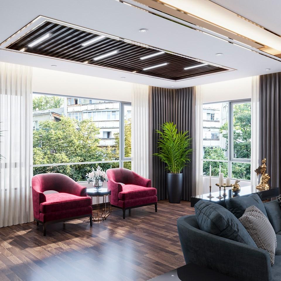 thiết kế căn hộ homestay tại đà nẵng