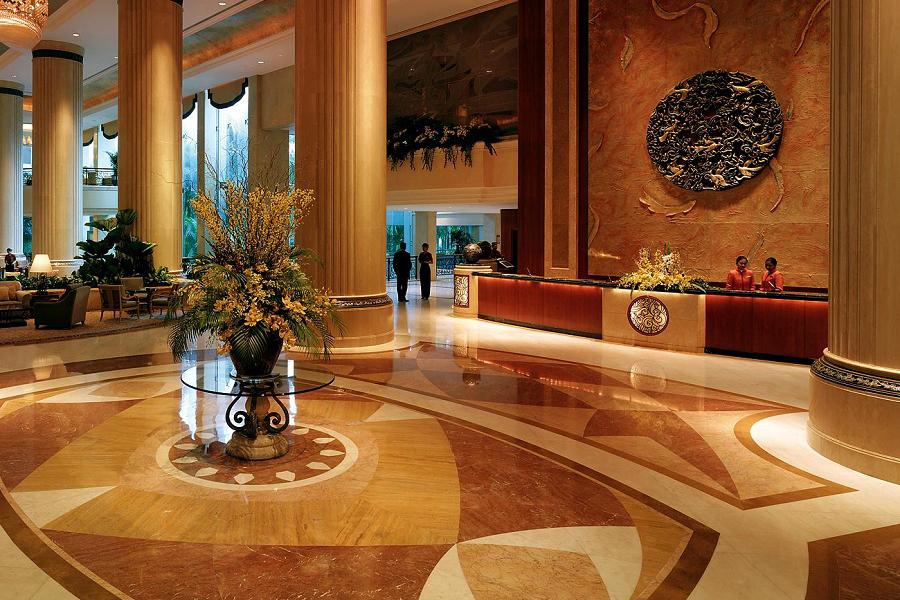 Bộ sưu tập tiền sảnh khách sạn đẹp