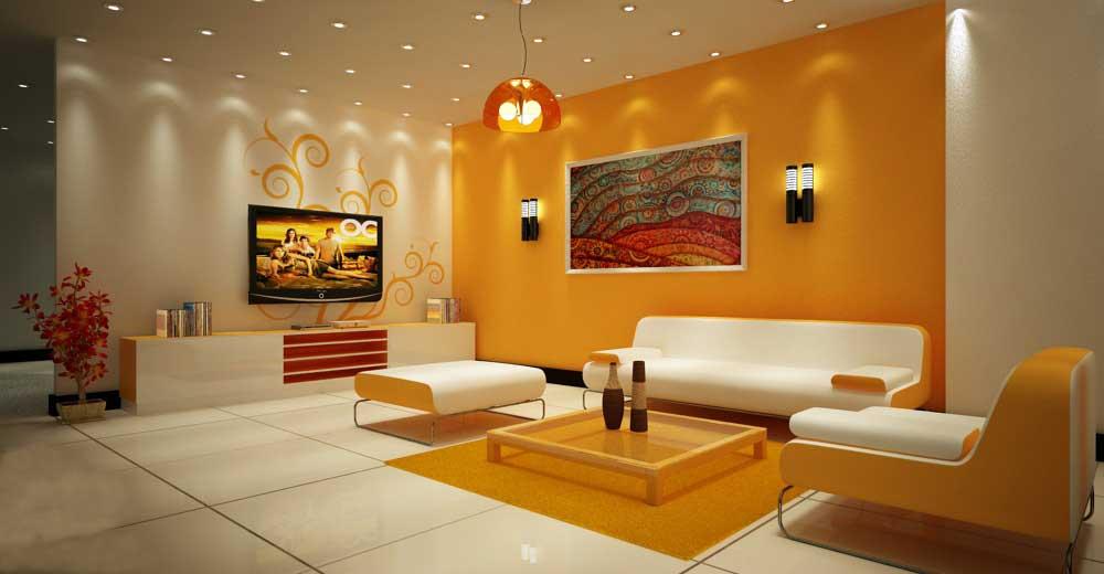 Hướng dẫn cách chọn màu sắc nội thất cho biệt thự hiện đại?/ Kiến trúc Á Âu