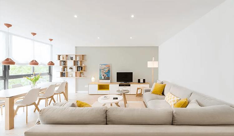 Chọn gam màu tạo sự bình yên cho không gian sống / Thiết kế kiến trúc Á Âu