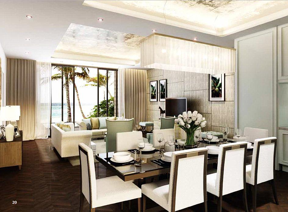 Thiết kế nội thất biệt thự – Không gian đẳng cấp với phong cách mới lạ