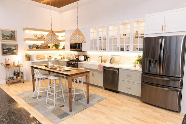 Những căn bếp đẹp