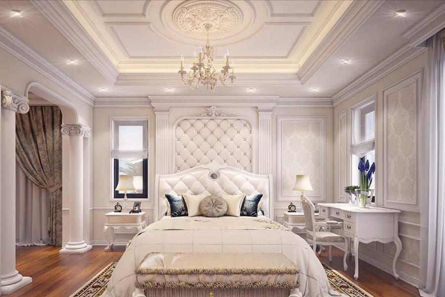 Bộ sưu tập nội thất phòng ngủ đẹp