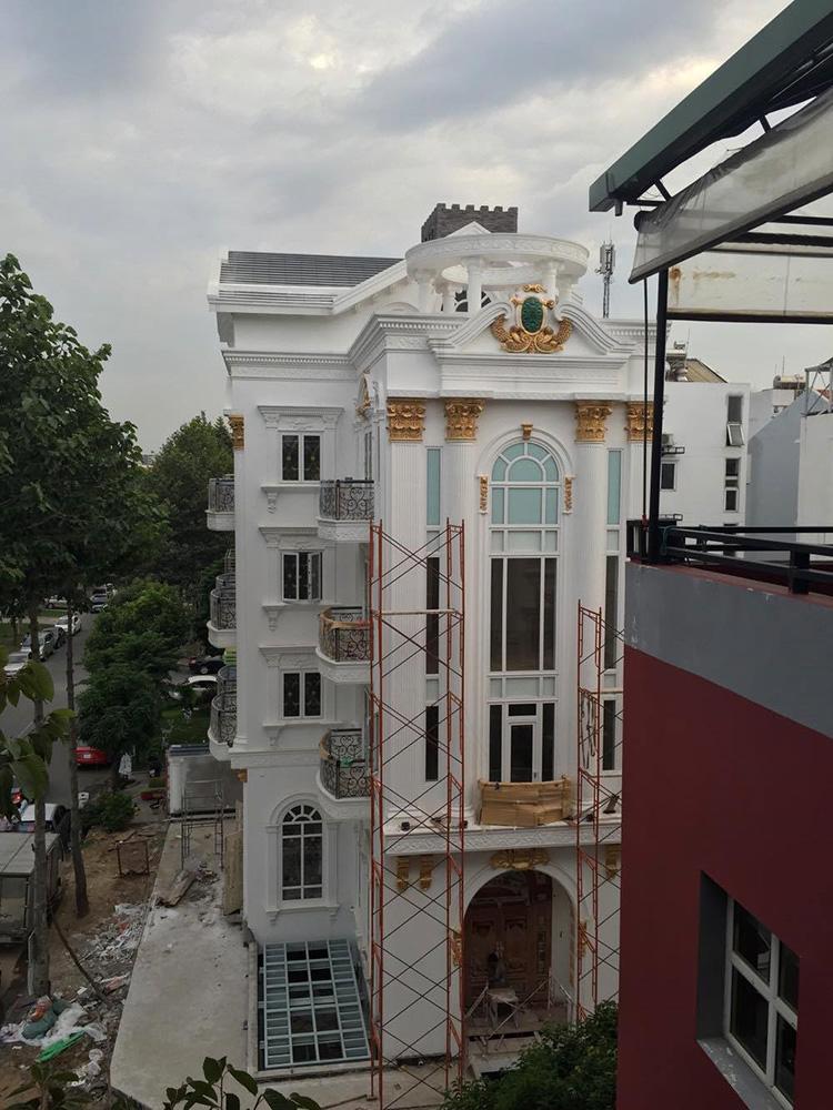 Nhà ông Chiếu - cô Hải Yến