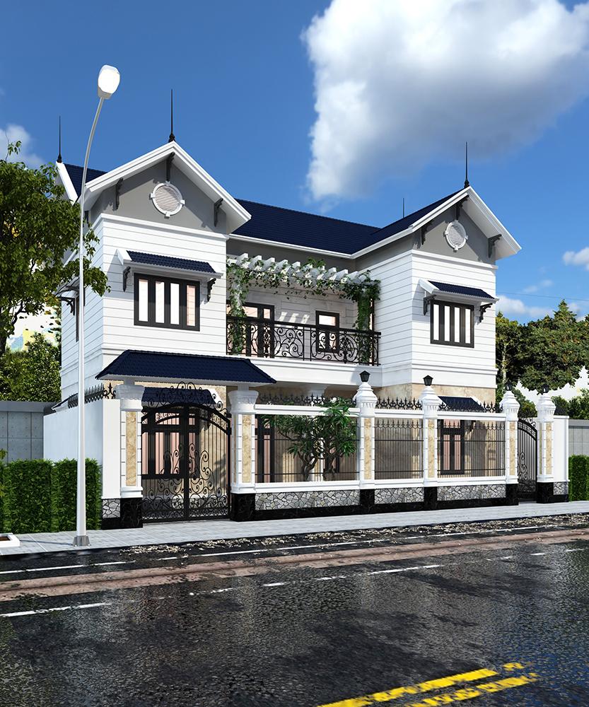 Nhà ông Hồ Tải