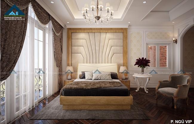 Thiết kế  biệt thự tại Đà Nẵng   Kiến trúc Á Âu
