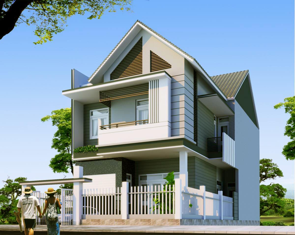 Top 43 Mẫu thiết kế nhà ở Đà Nẵng đẹp nhất năm 2019