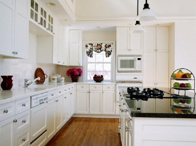 Đối với thiết kế phòng bếp