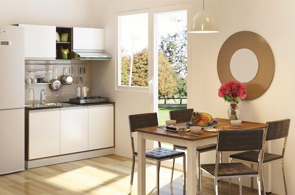 những ý tưởng thiết kế căn bếp ngăn nắp gọn gàng